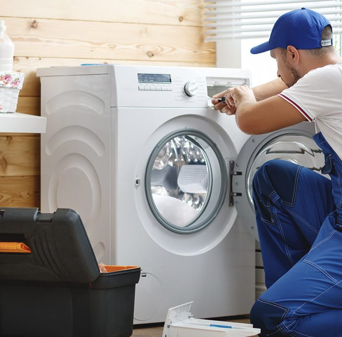 Washing machine service in Dubai